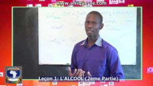 Chimie alcool 2