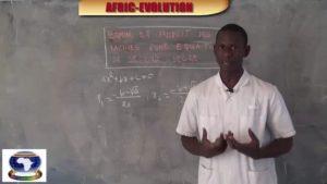 Equation du second degre partie i