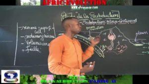 Etude de la subduction partie ii