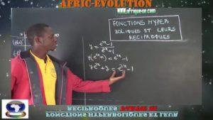 Fonctions hyperboliques et leur reciproque partie iii