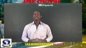 Homothetie partie i
