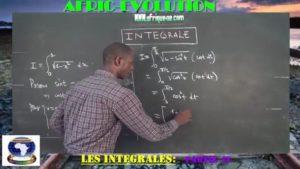 Integrales partie iv
