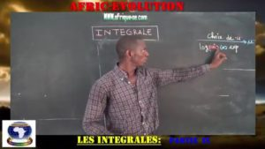 Integrales partie ix