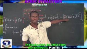 Integration de fonction reciproque partie i
