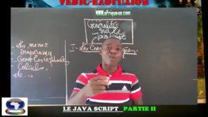 Java script partie ii