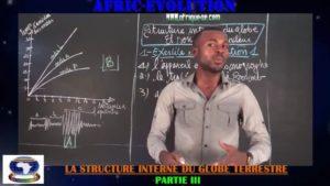La structure interne du globe terrestre partie iii