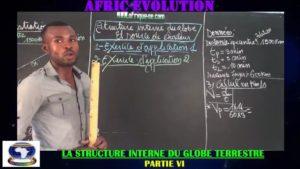 La structure interne du globe terrestre partie vi