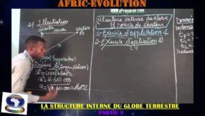 La structure interne du globe terrestre partie v