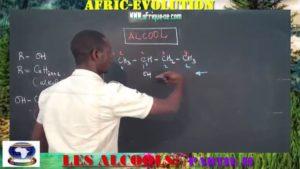 Les alcools partie ii