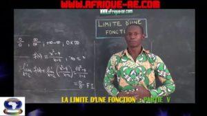 Les limites d'une fonction partie v