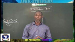 Les probalites partie iii