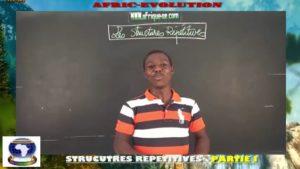 Les structures repetitives partie i
