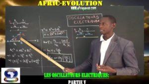 Oscillateurs electriques partie v