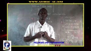 Resolution des equations partie iii