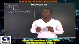 Stage de revision et de suivi du 28'12'2017 maths part 2
