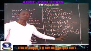Stage de revision et de suivi du 28'12'2017 maths part 5