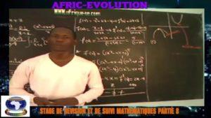Stage de revision et de suivi du 28'12'2017 maths part 8