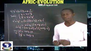 Stage de revision et de suivi du 28'12'2017 maths part 9