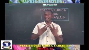 Statistique a deux variables partie iv