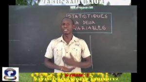 Statistique a deux variables partie i