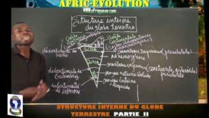 Structure interne du globe terrestre partie ii