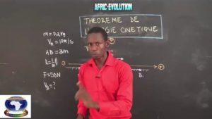 Theoreme de l'energie cinetique partie ii