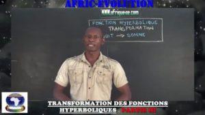 Transformation produit en somme des fonctions hyperboliques partie iii