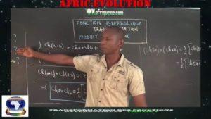 Transformation produit en somme des fonctions hyperboliques partie i